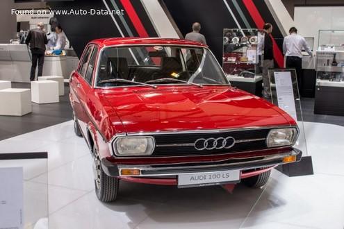 1975 Audi 100