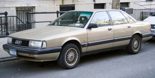 1985 Audi 200