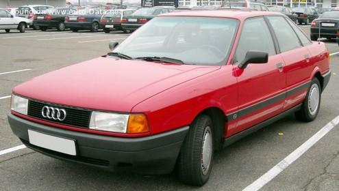 1989 AUDI 80