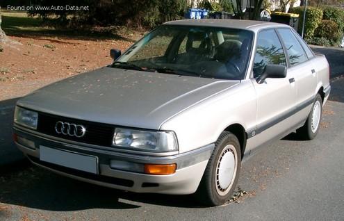 1988 AUDI 90