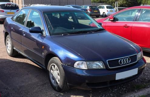 1995 Audi A4