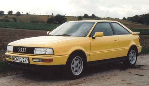 1989 Audi Coupe