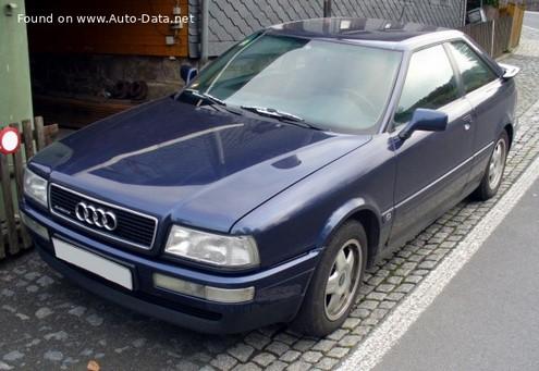 1992 Audi Coupe