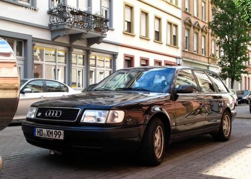 1993 AUDI S4