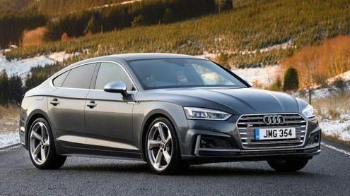 2018 Audi S5