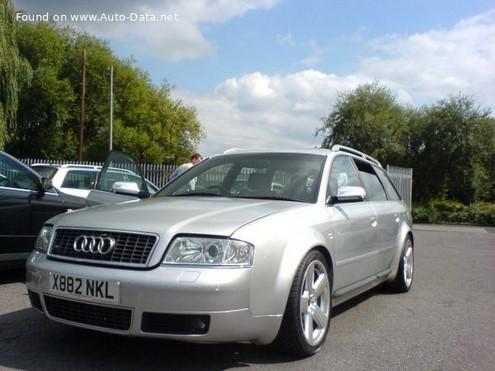 2004 Audi S6