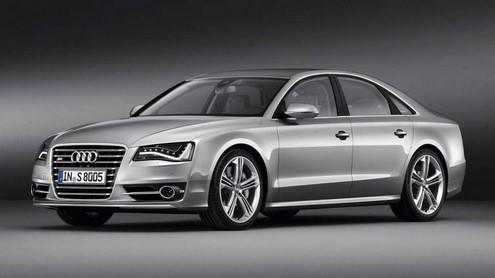 2010 Audi S8