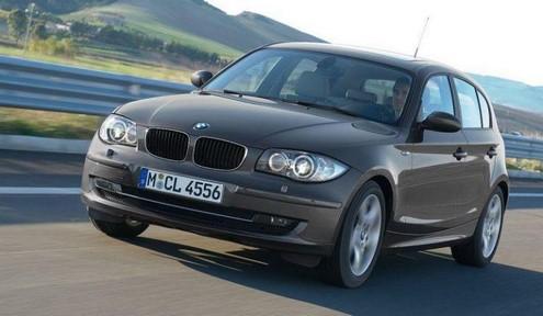 2006 BMW 1