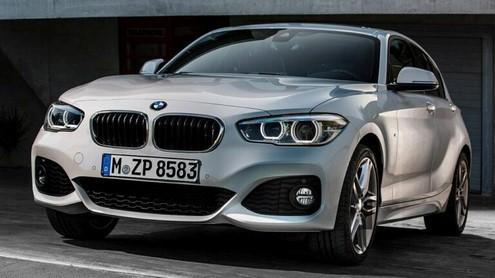 2017 BMW 1