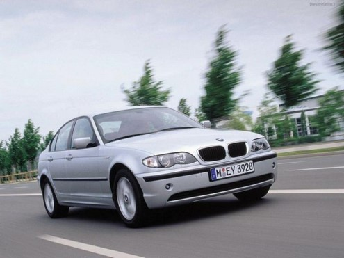 2001 BMW 3