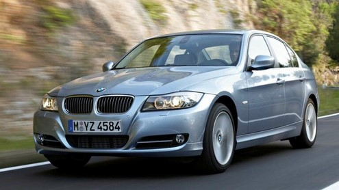 2009 BMW 3