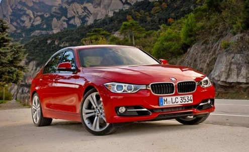 2012 BMW 3