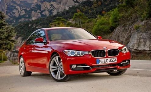 2014 BMW 3